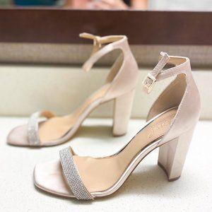 euc Badgley Mischka heels